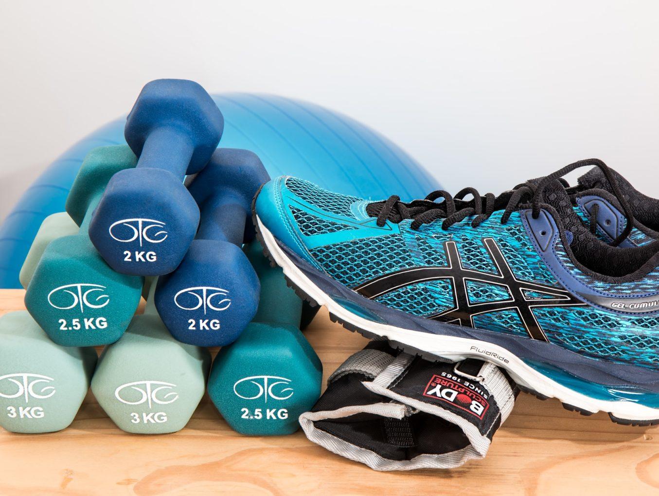 Bougez plus, testez votre niveau physique