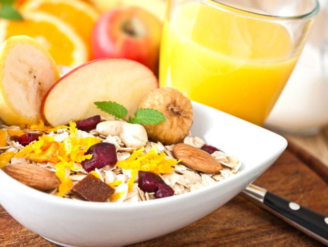 Alimentation – Réduire les risques de cancer