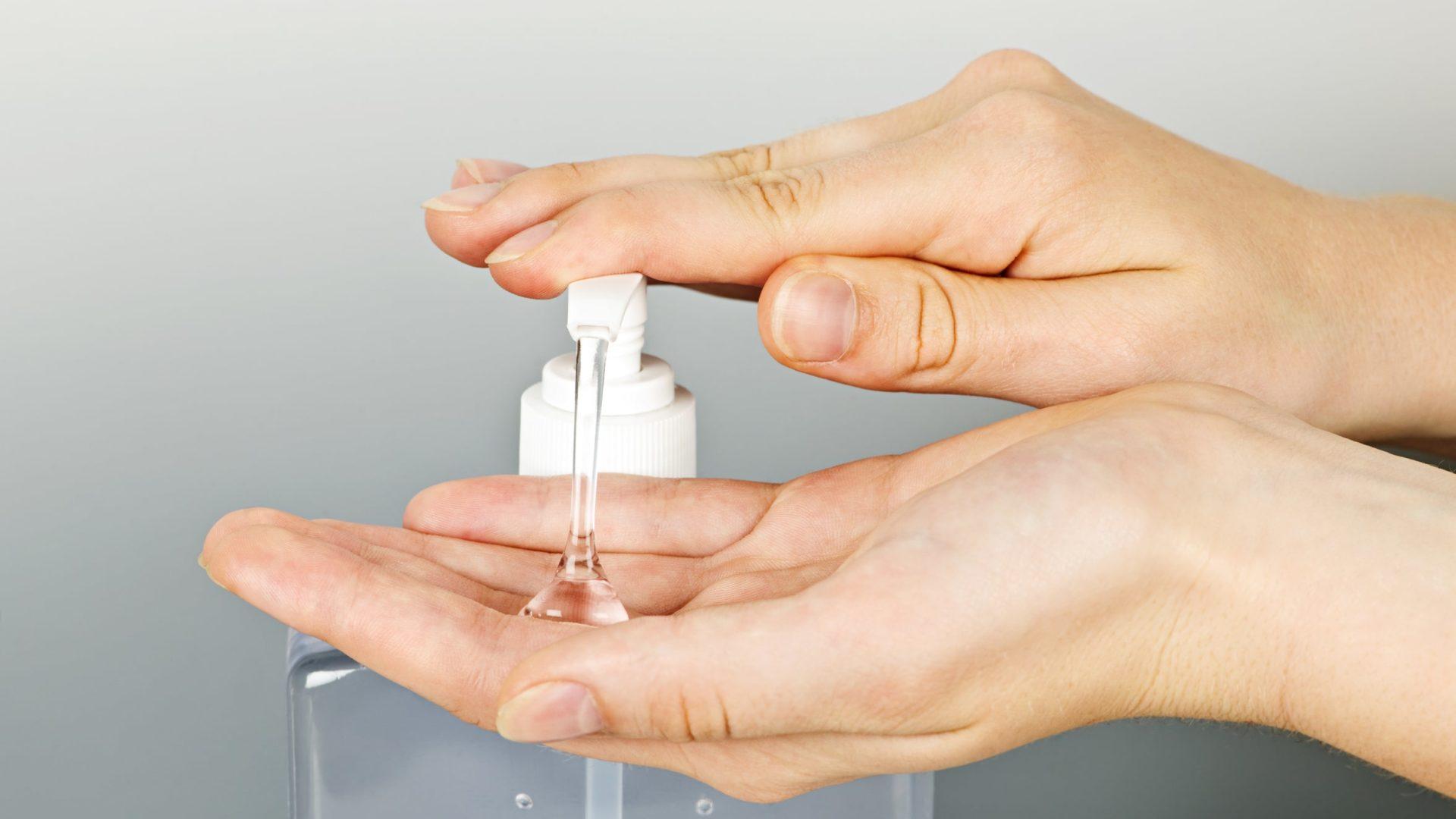 Virus de l'hiver – Geste 1 : se laver les mains
